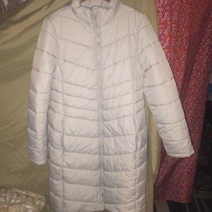 L.L. Bean puffer jacket coat